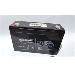 Sealed Lead Acid Battery 6V (5.95