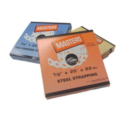All Purpose Steel Strapping (All Round)