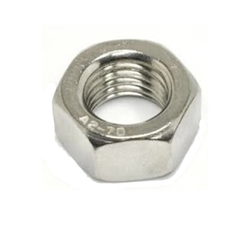 Stainless Finished Hex Nuts