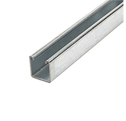 Zinc Plated Solid Strut