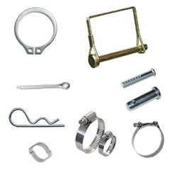 Clips, Pins, & Clamps