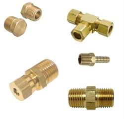 Brass Pipe Fittings