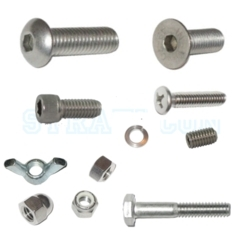 Metric Stainless Steel Fasteners
