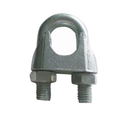 Malleable Wire Rope Clip (Cable Clamp)